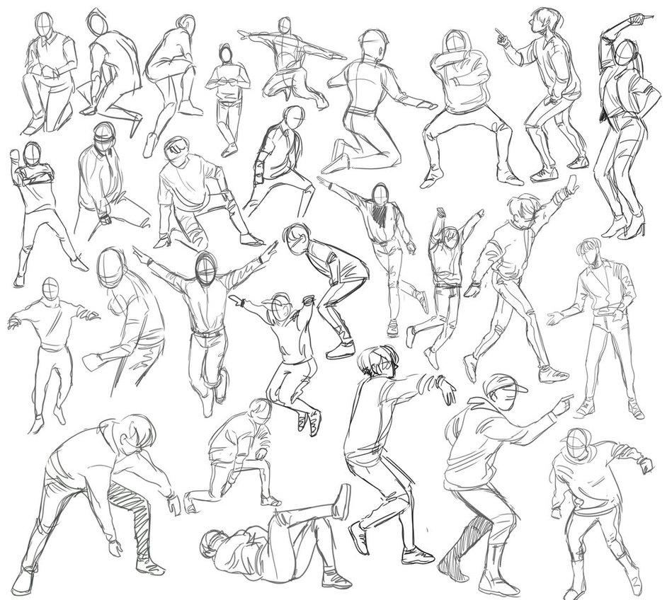 942x848 Kpop Dance Poses By Kuyobuyo