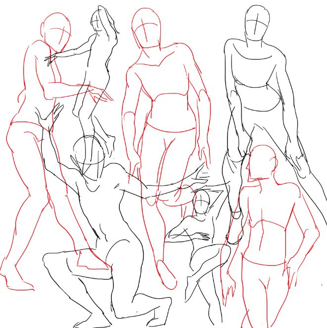 661x663 Poses Helpfulthig Reffed From Google Images And Youtube And Also