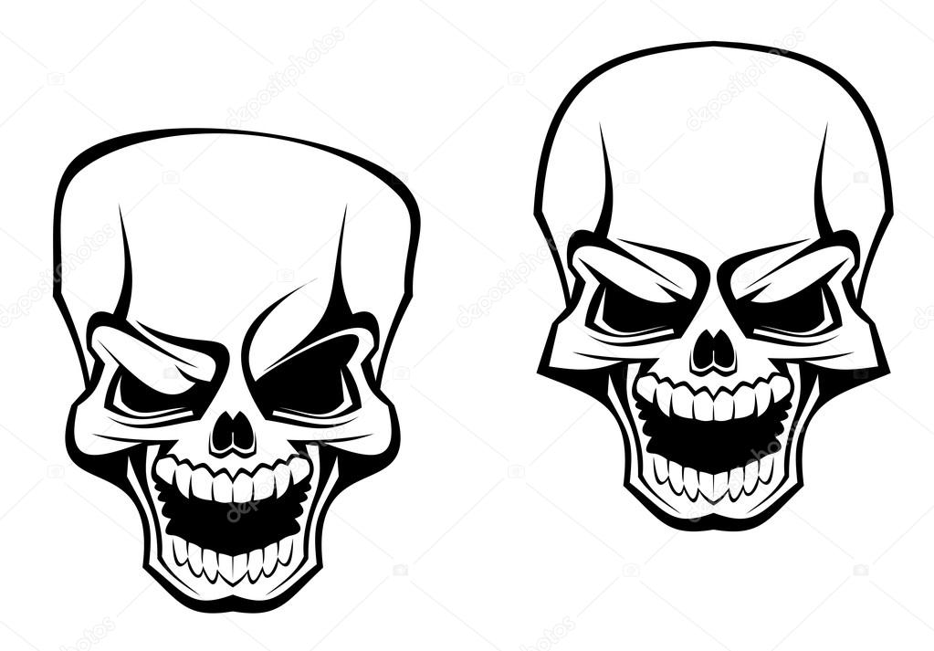 1023x713 Danger Skull Stock Vector Seamartini