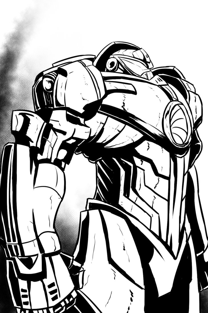 730x1095 Gipsy Danger By Angry Inks