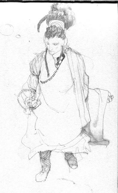 Daniel Drawing