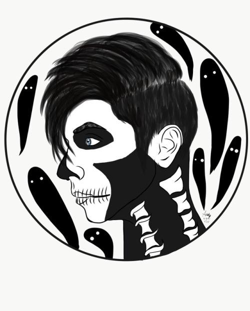 500x623 Bvb Drawing Tumblr