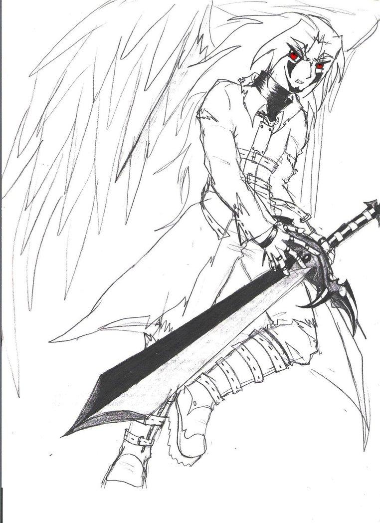 762x1048 Durzaco Gado The Dark Angel By Bruja Jackparawas