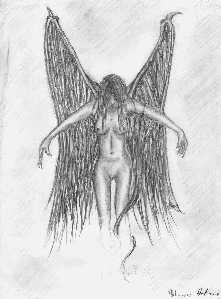 770x1038 Arch Angel, Dark Angel By Le Bassist