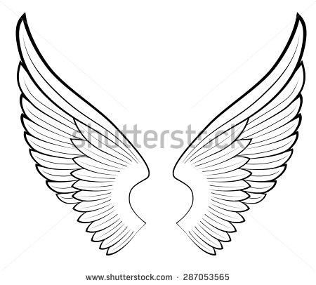 450x406 Angel Wings