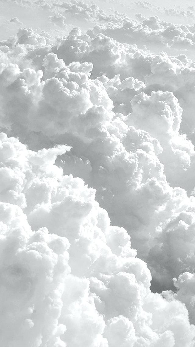 640x1136 Wallpaper Clouds Thick Clouds Black Clouds Iphone Wallpaper