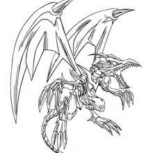 220x220 Black Dragon 2 Coloring Pages