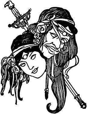 288x376 Dark Gothic Drawings