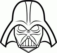 236x219 How To. Draw Darth Vader