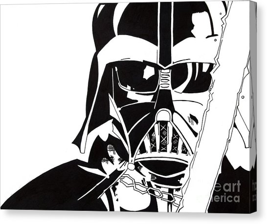 546x459 Darth Vader Drawing By Gabrielle Aguilar