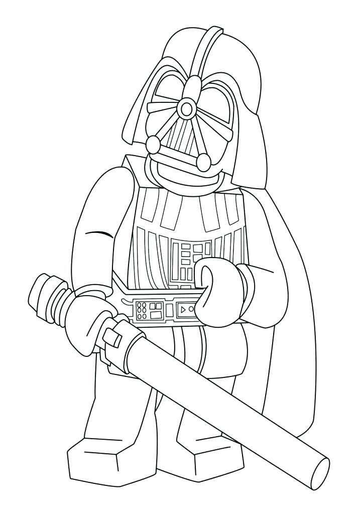 723x1024 Excellent Darth Vader Coloring Pages New Creative Ideas Star Wars