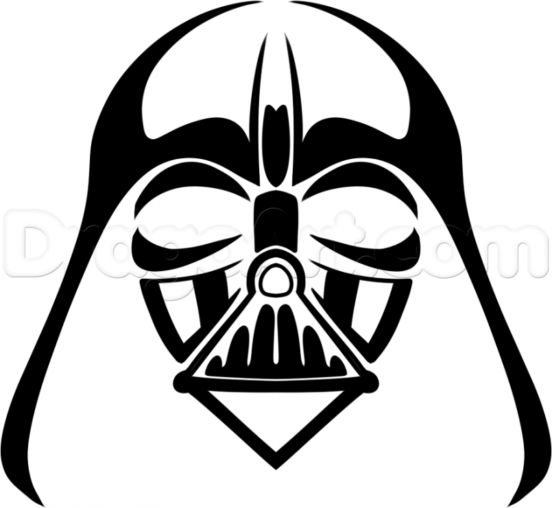 805x742 Styles How Draw Darth Vader Chibi In Conjunction With How