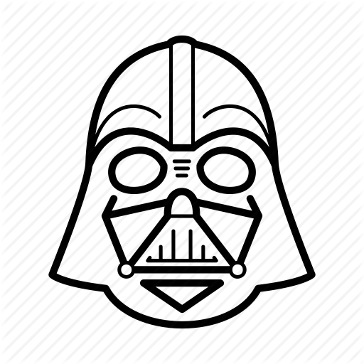 Darth Vader Cartoon Drawing at GetDrawings.com | Free for personal ...