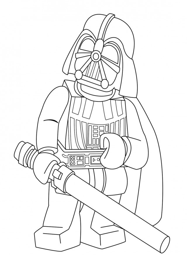 640x872 Darth Vader Coloring Pages To Print Many Interesting Cliparts