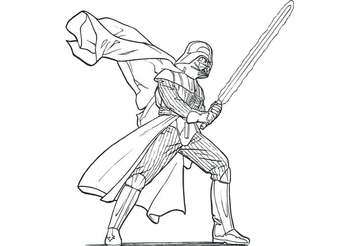 700x500 Glamorous Darth Vader Coloring Pages 56 For Your Free Coloring