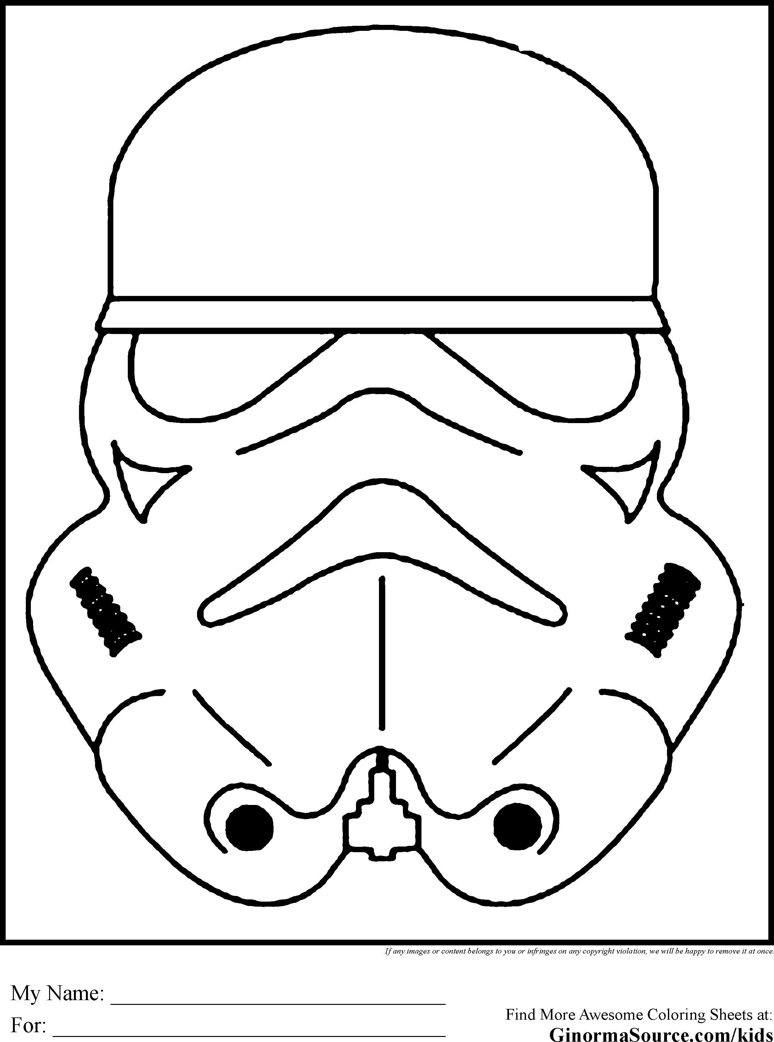 2459x3310 Darth Vader Helmet Coloring Page Many Interesting Cliparts