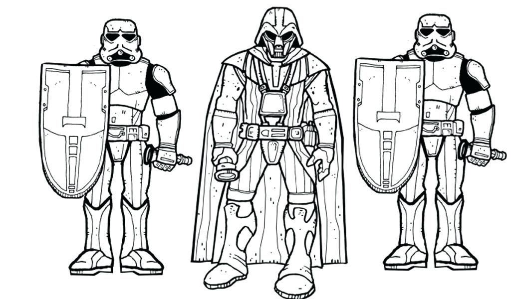 1024x600 Lego Star Wars Coloring Pages Darth Vader Printable Pictures