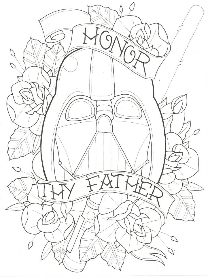 Darth Vader Drawing Tumblr