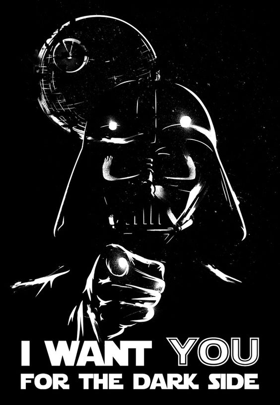 564x814 Enlist Now Star Wars Me Darth Vader, Star And Star