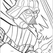220x220 Darth Vader Mask Coloring Pages