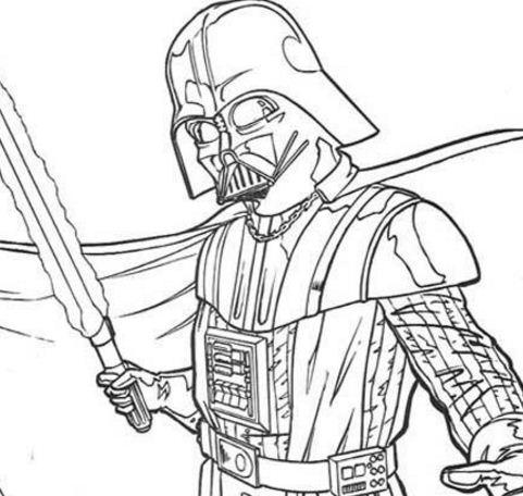 Darth Vader Face Drawing at GetDrawingscom Free for personal use