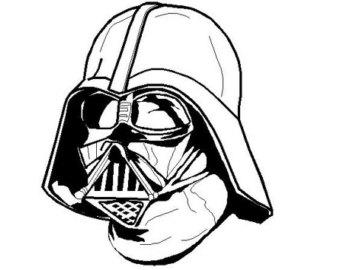 340x270 Star Wars Cross Stitch Pattern Darth Vader Cross Stitch Dark