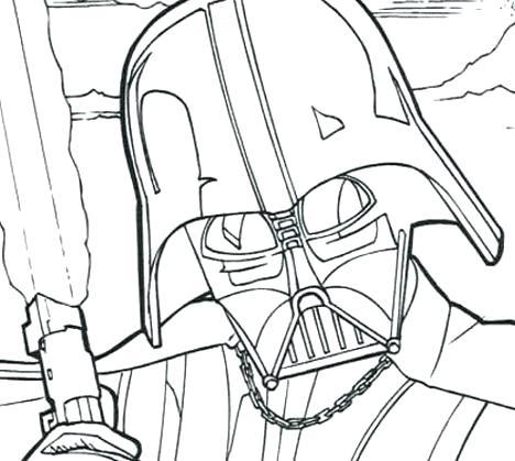 468x419 Darth Vader Coloring Pages Coloring Sheet Darth Vader Helmet