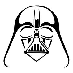 236x236 Pick Color Darth Vader Face Logo Decal Sticker Car Iphone Ipad