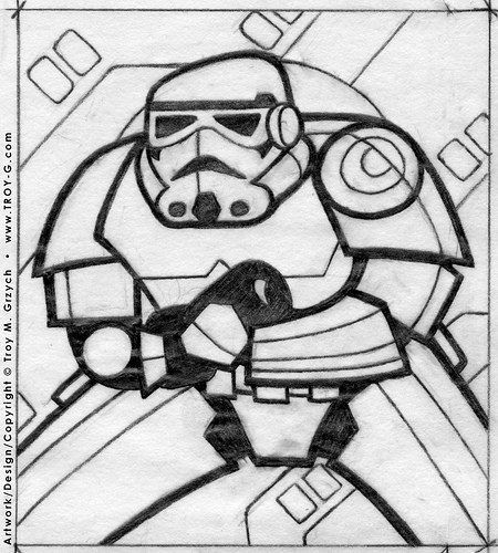 450x500 Darth Vader Troy