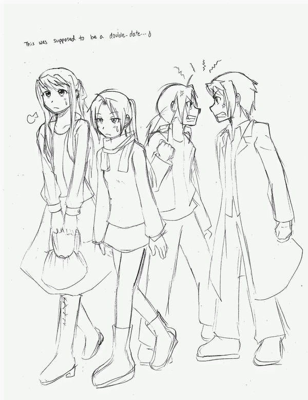 600x778 Fma Double Date By Qianying