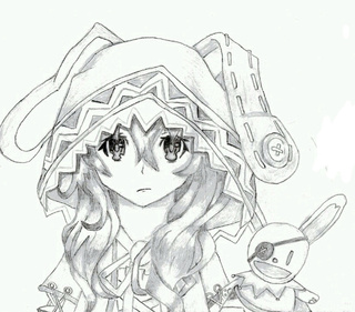 320x281 Yoshino From Date A Live , I Drew This Last Year