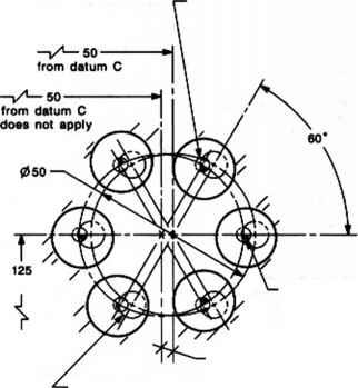 322x349 Hole Pattern Dimensioning