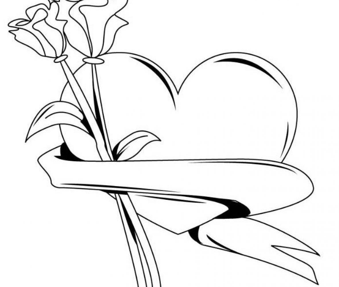 1181x1000 Happy Valentine Day Pencil Sketch Remarkable Valentines Day