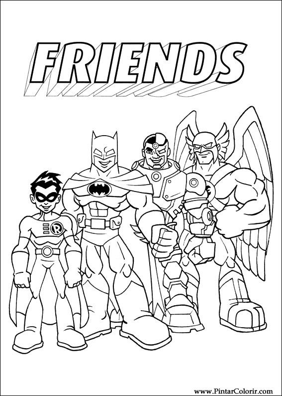 Dc Comic Drawing at GetDrawings.com | Free for personal use Dc Comic ...