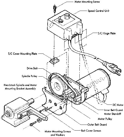 dc motor drawing at getdrawings free for personal use dc motor Robotics Gear Motor 500x553 sherline direct dc motor speed control