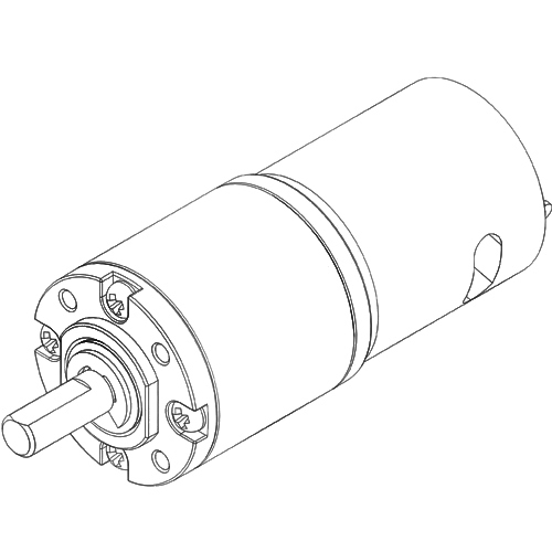 dc motor drawing at getdrawings com