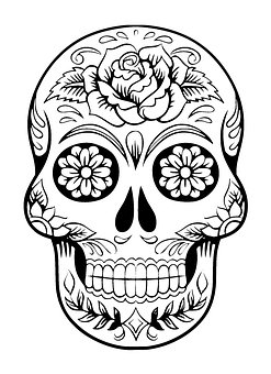 247x340 Dead, Flower