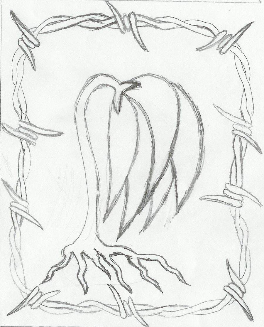 900x1114 Dead Flower Drawing Info