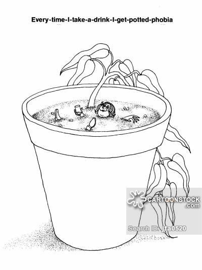 400x535 Potted Plant Cartoons And Comics