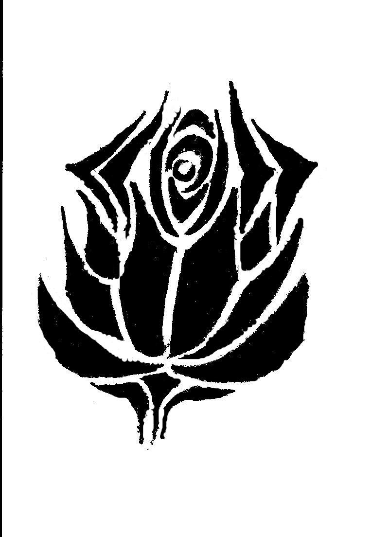 800x1104 A Rose