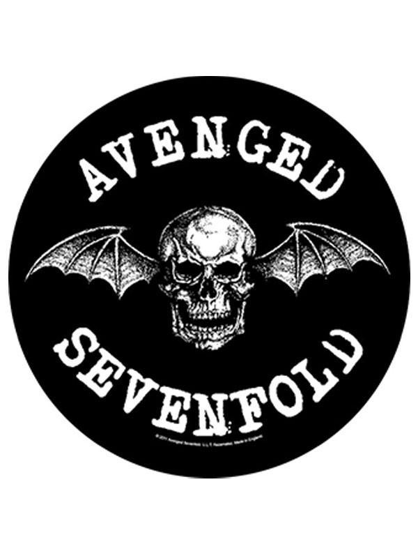 600x800 Buy Avenged Sevenfold (Death Bat) Backpatch