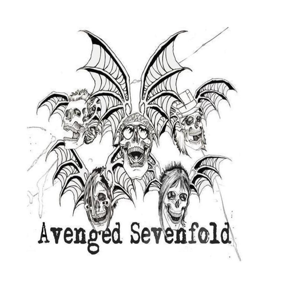 1140x1140 Avenged Sevenfold Members