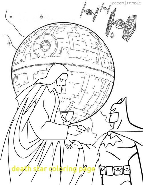 500x646 Death Star Coloring Page With 11cn Death Star Star Wars Coloring