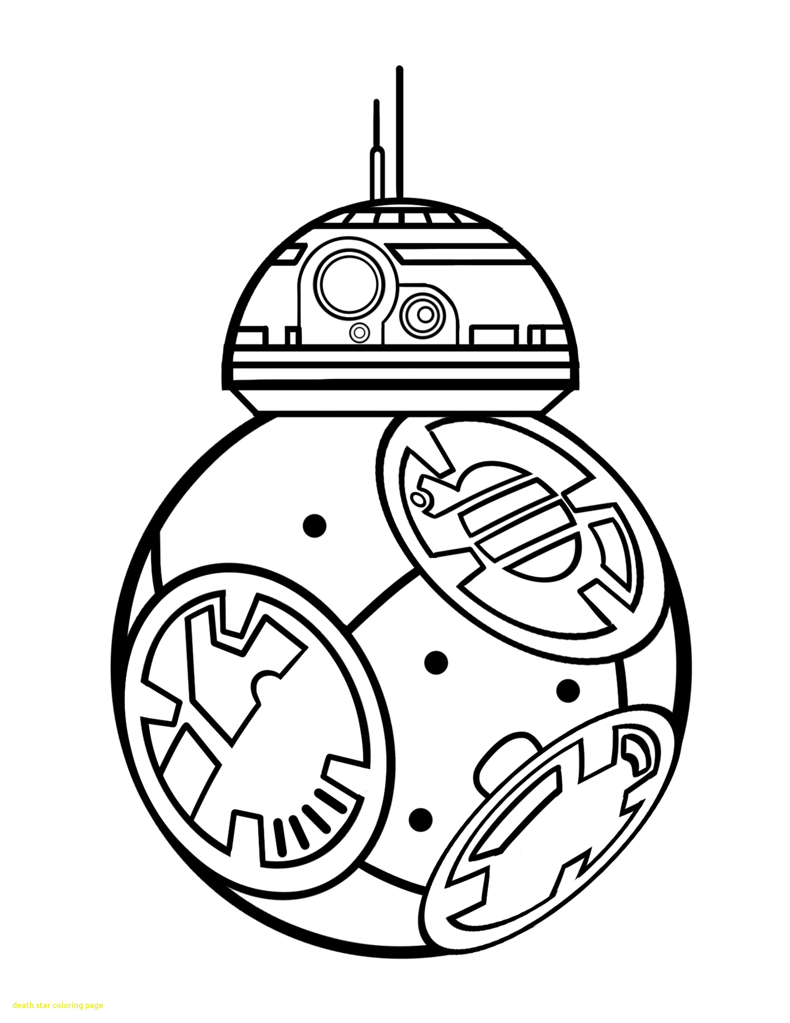 2550x3300 Death Star Coloring Page With How To Draw The Death Star 9 Steps