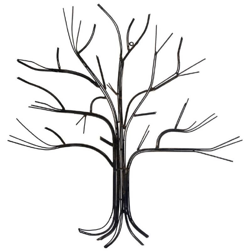 800x800 Small Deciduous Tree Wall Art