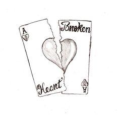 236x228 Gallery For Gt Pretty Broken Hearts Drawings Random