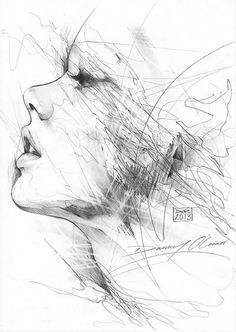 236x332 Portrait Pencil Study By Art By Doc On . That Is A Hard
