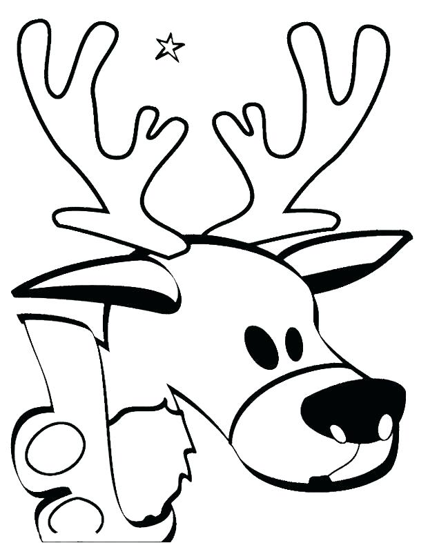 620x787 This Is Deer Coloring Pages Pictures Deer Head Coloring Pages