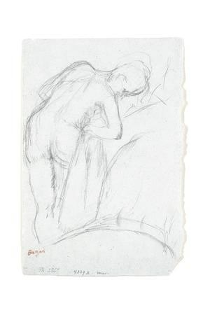 300x450 Edgar Degas Nudes, Posters And Prints