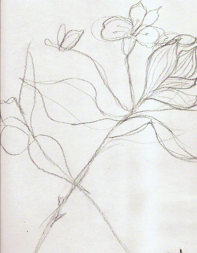 635x817 Santa Cruz Mountains Art Center Sketchers June 2010